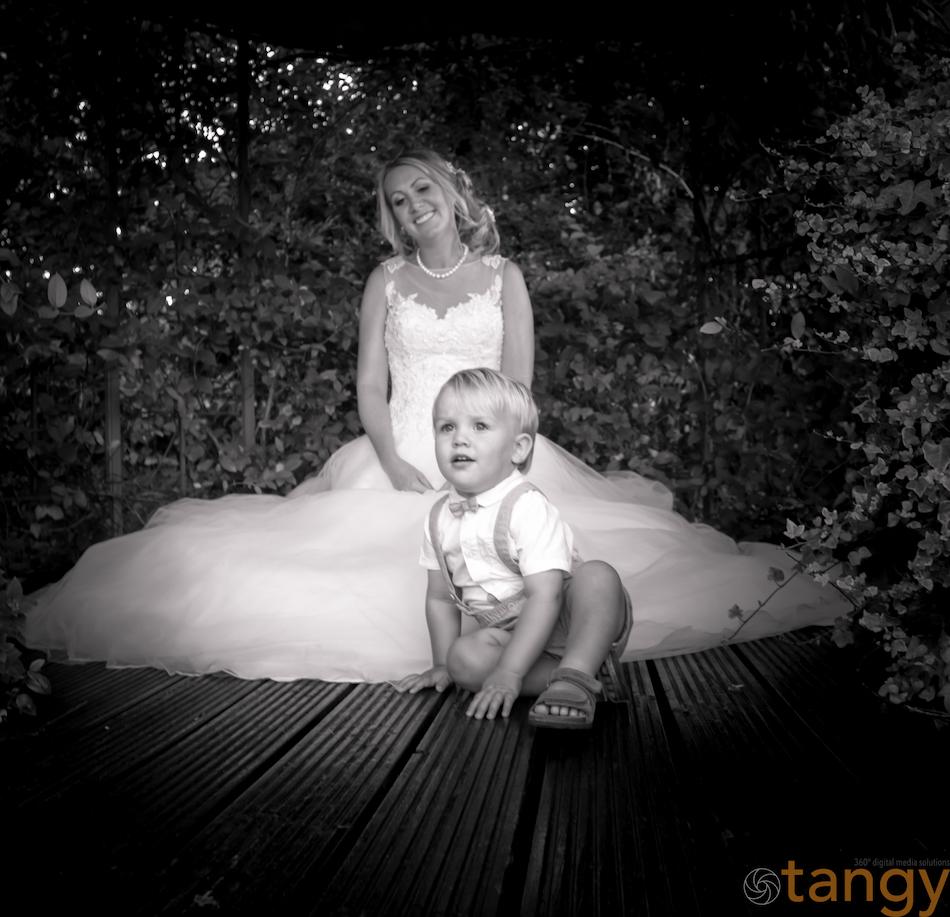 Bride Char & baby_